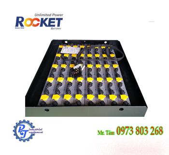 Ắc quy xe nâng ROCKET PZS620