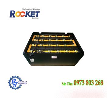 Ắc quy xe nâng ROCKET VCD 450