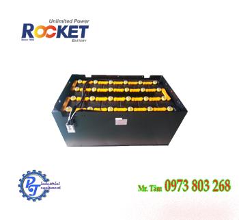 Ắc quy xe nâng ROCKET VCD 550