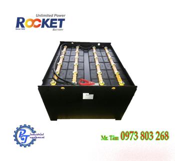 Ắc quy xe nâng ROCKET VCI 585