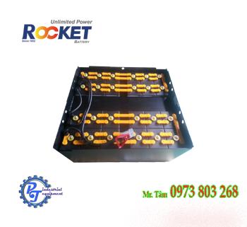 Ắc quy xe nâng ROCKET VCI 685