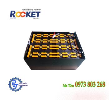 Ắc quy xe nâng ROCKET VCI 825