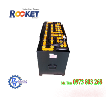 Ắc quy xe nâng ROCKET VCIS 600