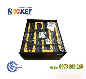 Ắc quy xe nâng ROCKET VCJ 6