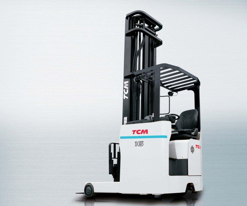 Xe nâng điện TCM FRSB-VIII (Sit-on, 1.4 - 2.5 ton)