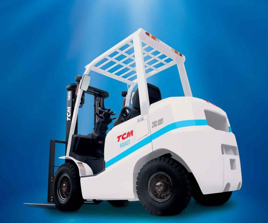 Xe nâng TCM Smart Machine (2.0 - 3.0 ton)