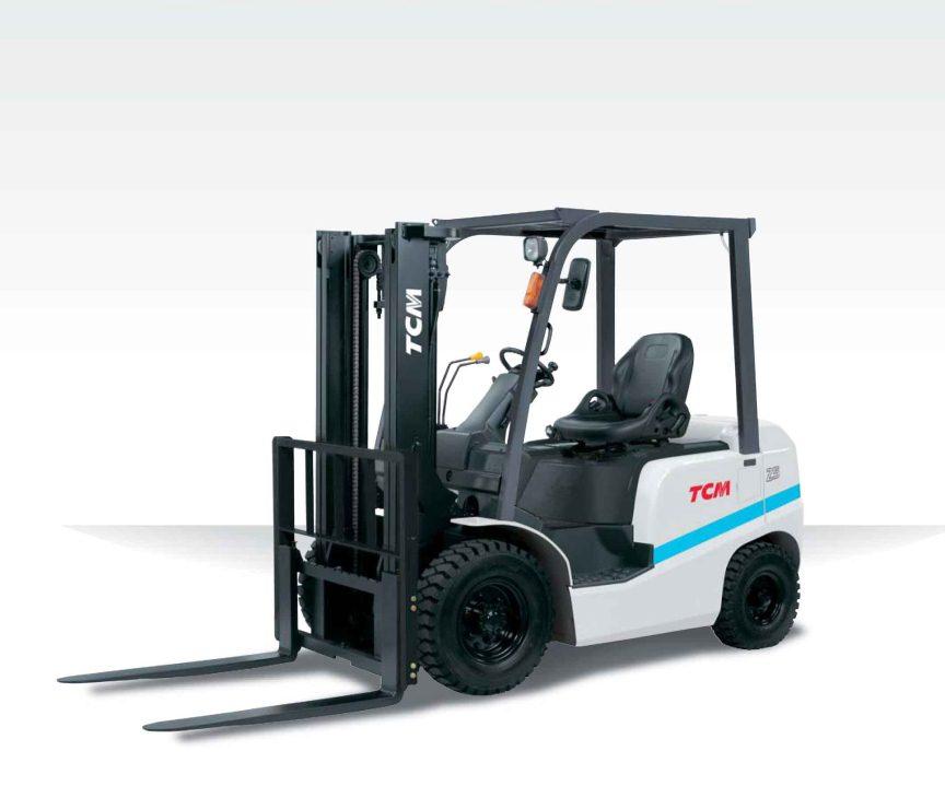 Xe nâng TCM iNOMA (1.5 - 3.5 ton)